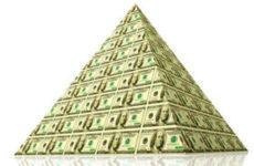Как заработать на финансовой пирамиде?
