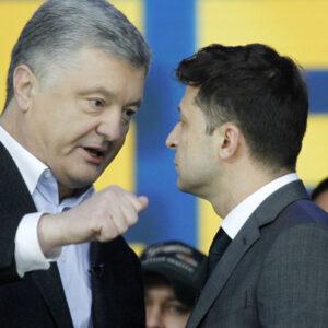 Результаты выборов на Украине: более 70% за Зеленского #ShowMustGoOn
