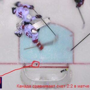 Хоккей Канада Швейцария счет 3:2