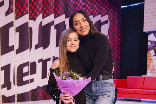 Микелла Абрамова Голос Дети