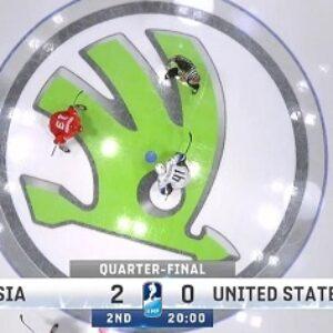 Россия США счет 4:3