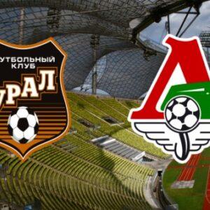 Локомотив Урал счет 1:0