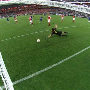Челси Арсенал прямой эфир 4:1