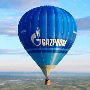 Рост акций Газпрома