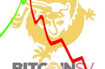 курс Bitcoin SV (BSV) 2020 год