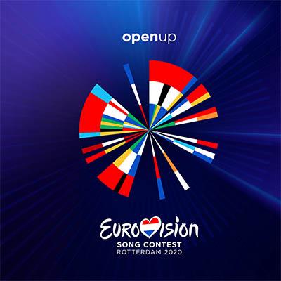 логотип и слоган Евровидения 2020