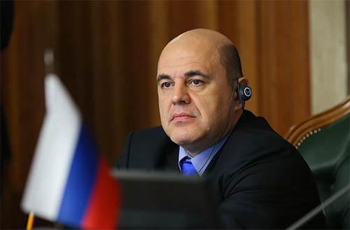 Отставка правительства рФ, 2020 год, новый премьер-министр Мишустин Михаил