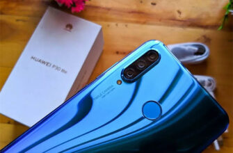 Huawei P30 lite отзывы