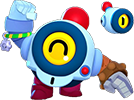 Все персонажи и герои-бравлеры из игры Бравл Старс (Brawl Stars, Браво Старс): полное описание 43 бойцов с гаджетами и пассивками (обновляется)