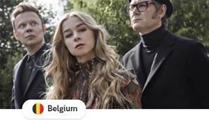 Все участники Евровидения 2020: Бельгия Hooverphonic