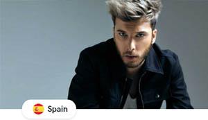 Все участники Евровидения 2020: Испания Blas Cantó
