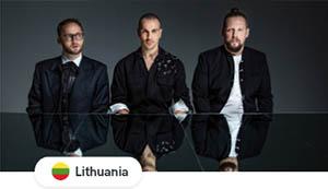 Все участники Евровидения 2020: Литва The Roop
