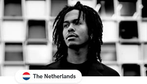 Все участники Евровидения 2020: Нидерланды Jeangu Macrooy