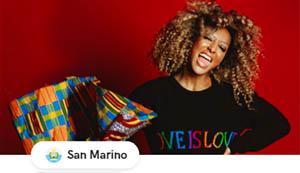 Все участники Евровидения 2020: Сан-Марино Senhit