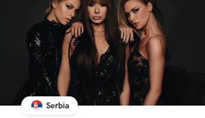 Все участники Евровидения 2020: Сербия Hurricane