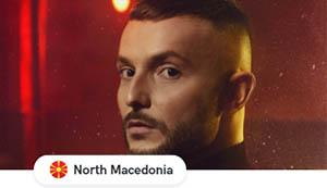 Все участники Евровидения 2020: Северная Македония Vasil
