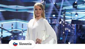 Все участники Евровидения 2020: Словения Ana Soklič