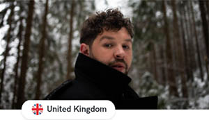 Все участники Евровидения 2020: Великобритания James Newman