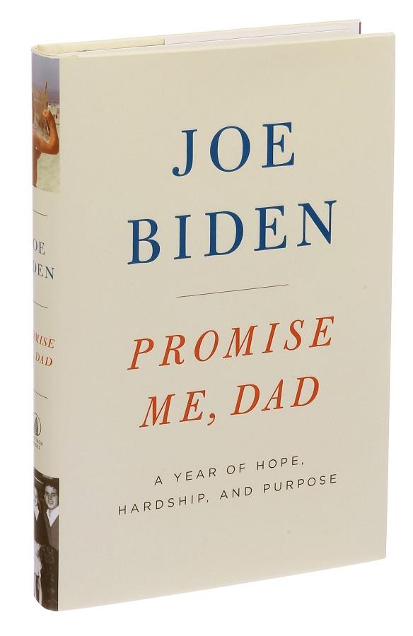 книга Джо Байдена, Обещай мне, папа