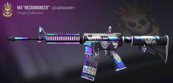 оружие Standoff 2 M4