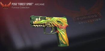 оружие Standoff 2 P350