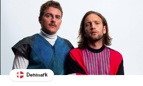 Евровидение 2021 Дания