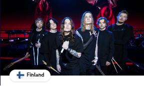 Евровидение 2021 Финляндия