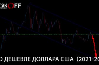 прогноз по евродоллару (EURUSD) на 2021-2022 годы