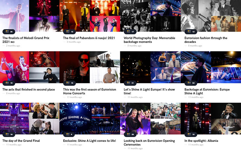все песни Евровидения 2021